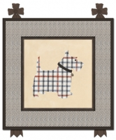 Plaid Scottie