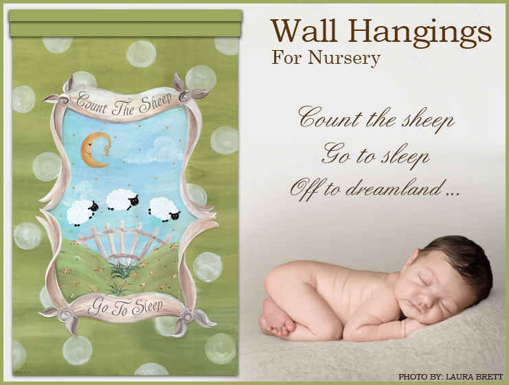 Wall Hangings For Nursery